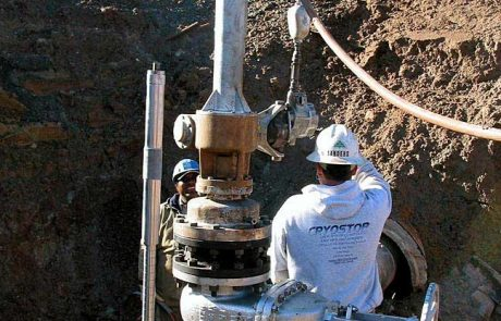 Pipe Tapping Services